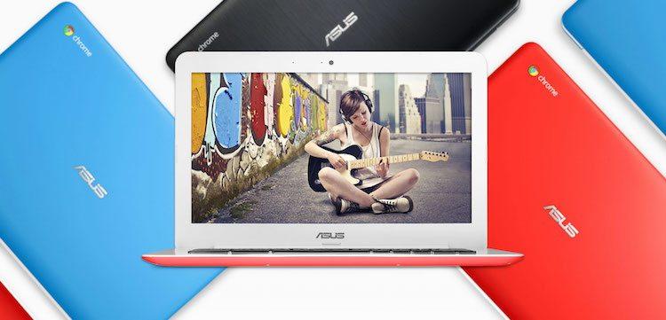 Chromebook  ASUS C301SA 64GB