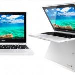 Chromebook 支援 ARM 架構,搭載 MediaTek MT8173 處理器,Acer Chromebook R13 就等他正式發表