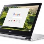 Acer Chromebook R13 正式登場,觸控、4GB、MediaTek