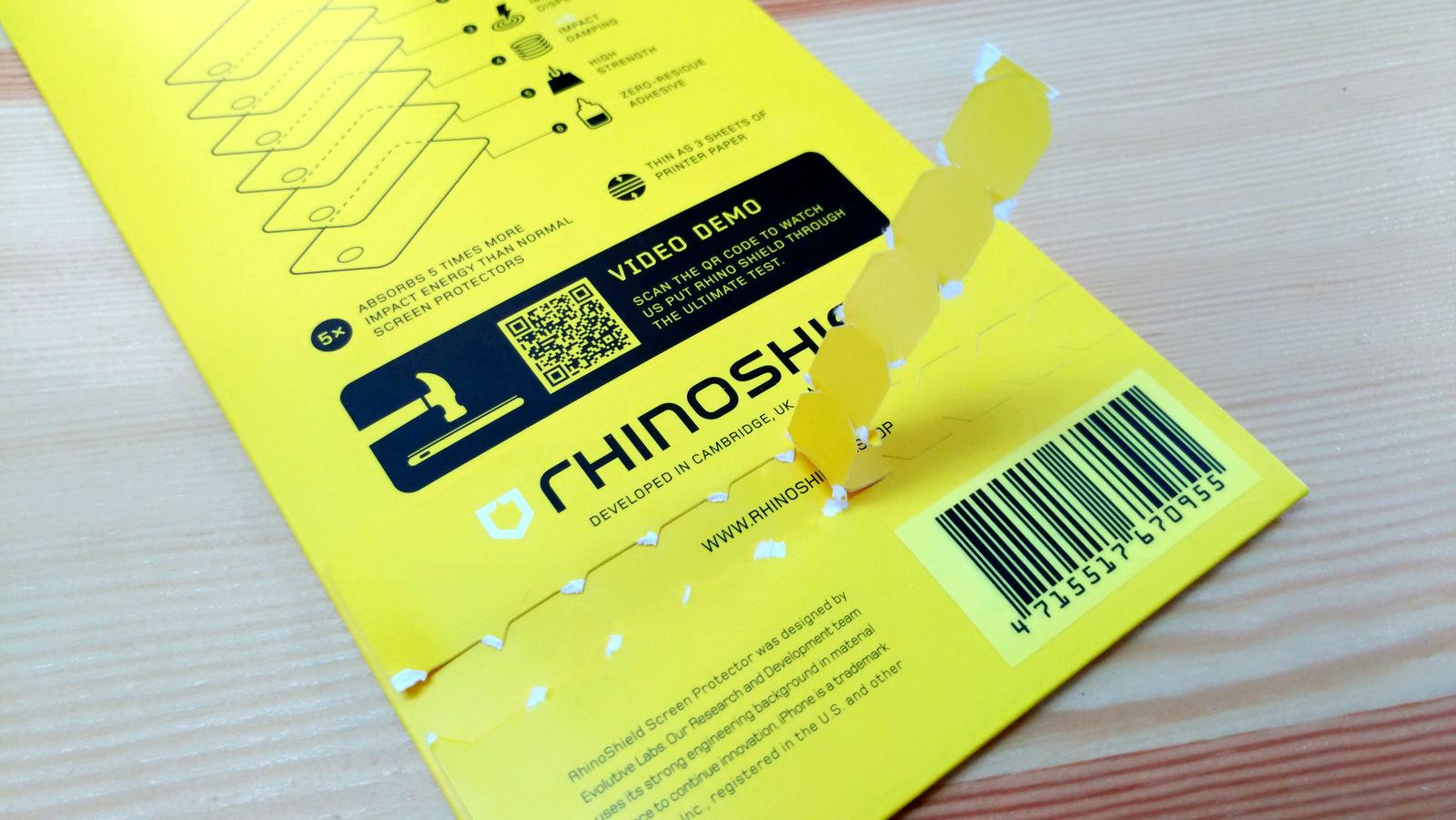 OnePlus 5 Case Hong Kong Rhino Shield _04