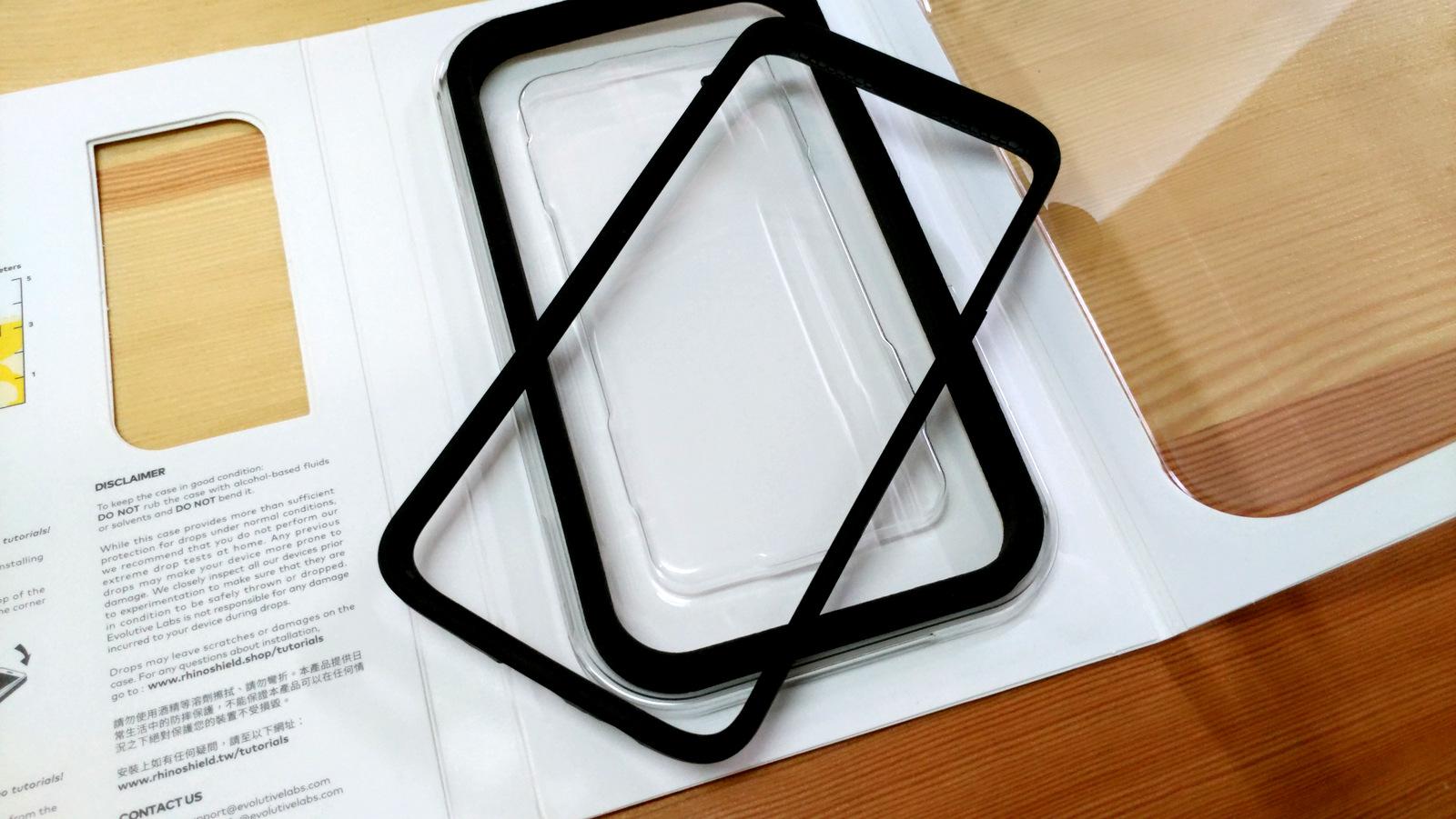 OnePlus 5 Case Hong Kong Rhino Shield _08