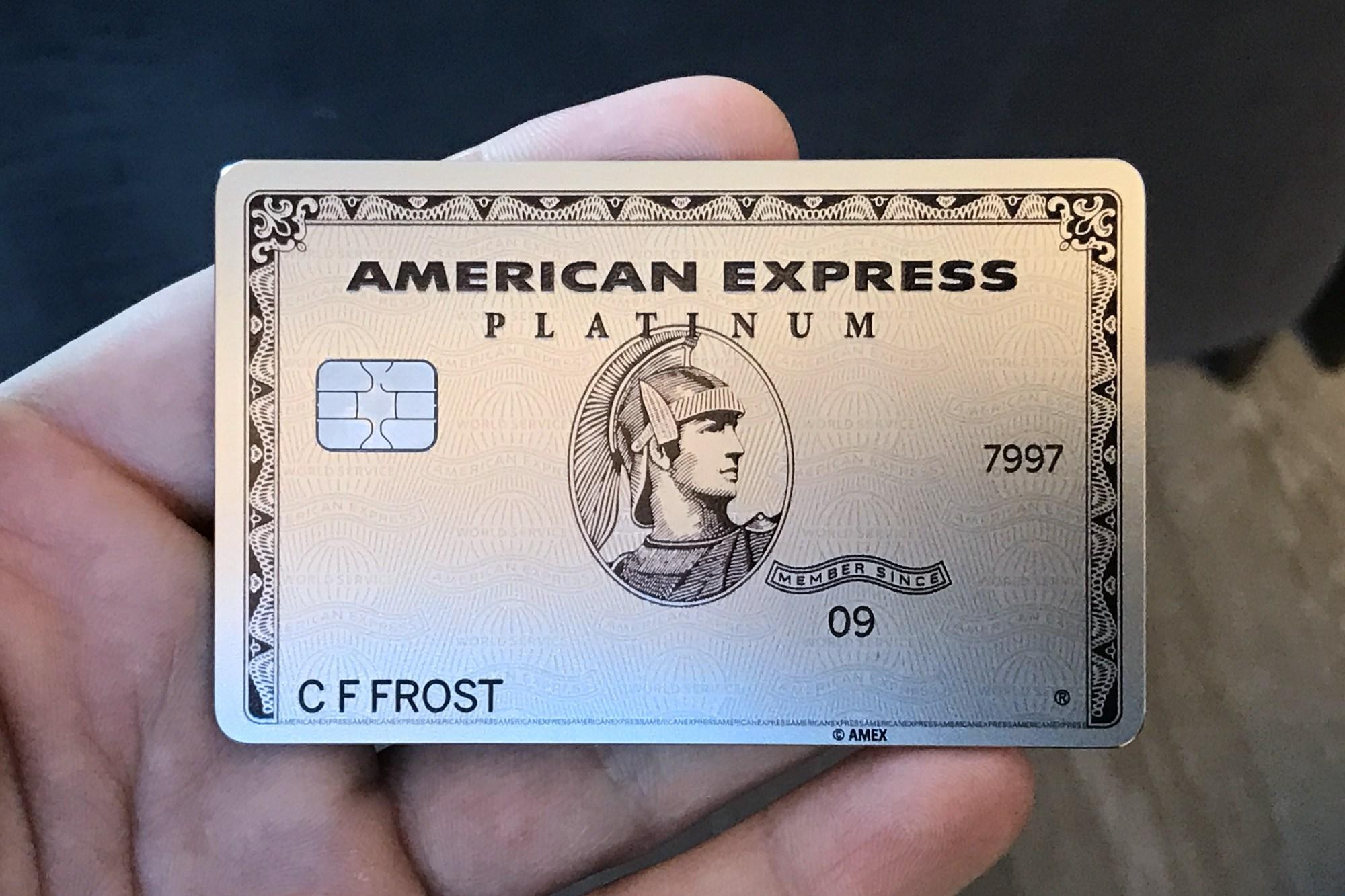American Express Platinum Card(鋼卡)4 大申請方法